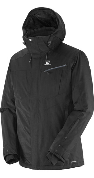 Salomon Fantasy Jacket Men black